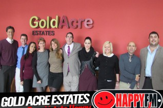 (fotos) Directo Despiértate Happy GoldAcre Estates