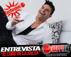 EXCLUSIVA: Entrevista a JC Lobo en Happy FM