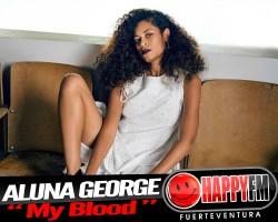 "Aluna George estrena ""My Blood"""