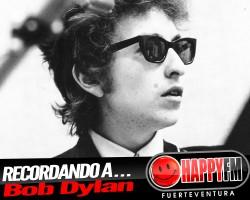Hoy recordamos a Bob Dylan