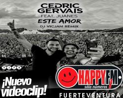 Cedric Gervais y Juanes presenta el video de 'Este amor'