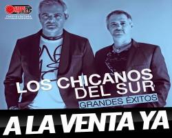 """Los Chicanos del Sur publican """"Grandes Éxitos"""""""