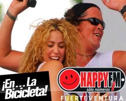 """Shakira y Carlos Vives juntos en """"La Bicicleta"""""""