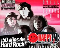 50 años de hard rock con Scorpions