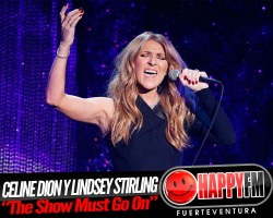 "Celine Dion versiona ""The Show Must Go On"""