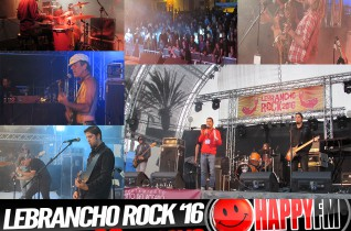 Lebrancho Rock 2016 – viernes 06 mayo