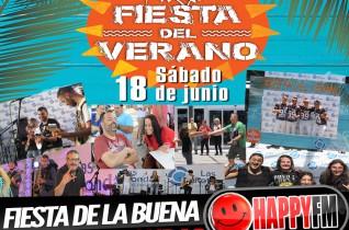 (fotos) Fiesta del Verano – Centro Comercial Las Rotondas