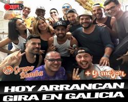 """HOY Grupo Bomba arranca la gira """"+ y Mejor"""" en Galicia"""