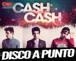A punto el disco debut de Cash Cash