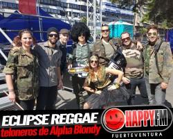 Eclipse Reggae teloneros de Alpha Blondy