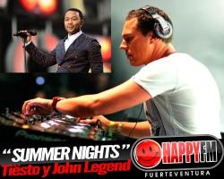 Tiësto y John Legend estrenan colaboración