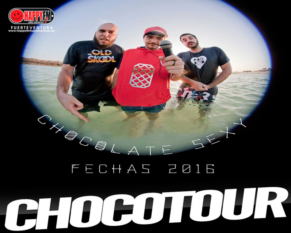 El  Chocotour de Chocolate Sexy
