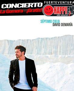 conciertodaviddemaria_lagomera_happyfmfuerteventura