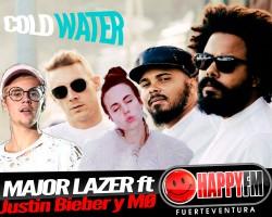 """""""Cold Water"""" es lo nuevo de Major Lazer"""