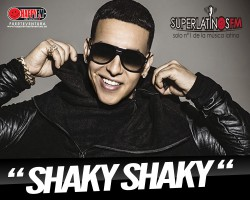 "Daddy Yankee estrena Video ""Shaky Shaky"""