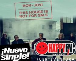 Bon Jovi estrena single
