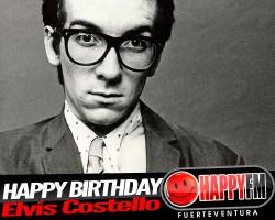 Elvis Costello está de cumpleaños