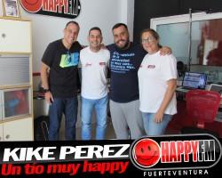 Nos visita el grande de Kike Pérez