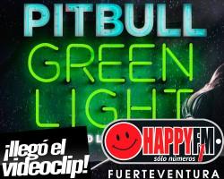 "Pitbull presenta el videoclip de ""Greenlight"""