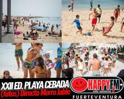 (fotos) Directo XXII edición Semana Cultural Playa de la Cebada 2016