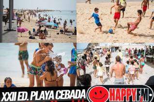 (fotos) XXII Edición Semana Cultural Playa de La Cebada 2016