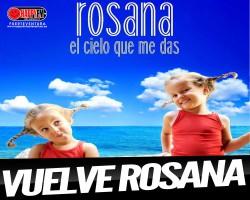A punto el nuevo disco de Rosana