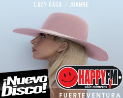 """Joanne"", disco nuevo de Lady Gaga"