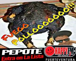 Fuego Pollo Pepote & Iuuzeet Santana