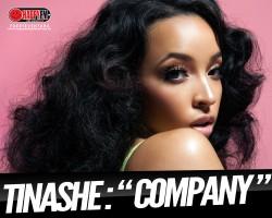 """Tinashe estrena su single en buena """"Company"""""""