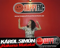 Károl Simón: ¡¡¡¡Hakuna Matata!!!!