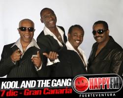 Concierto Kool And The Gang en Gran Canaria