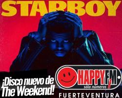 """""""Starboy"""" es el nuevo trabajo de The Weekend"""