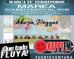 Abora Reggae en el Marea Sound Festival 2016