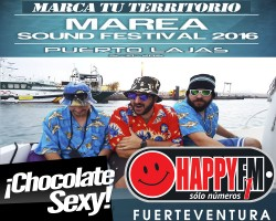 Hip Hop, rap y mucho ingenio con Chocolate Sexy en el Marea Sound Festival 2016