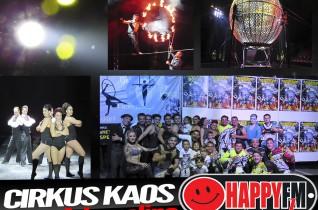 (fotos) Cirkus Kaos