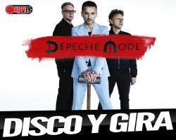Depeche Mode anuncian disco y gira