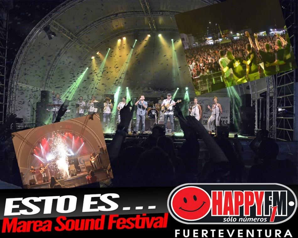 (fotos) Esto es el Marea Sound Festival 2016….¡seeeeeee!