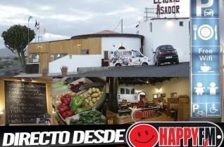 (fotos) Directo Despiértate Happy desde el Asador El Toril