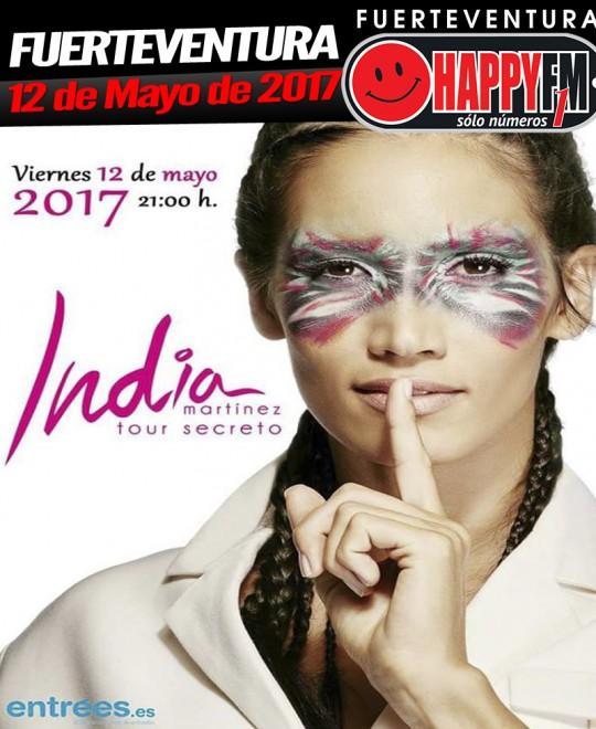 INDIAMARTINEZ_concierto_happyfmfuerteventura