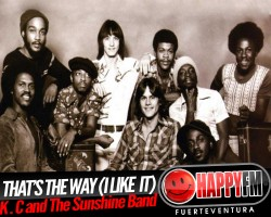 Recordamos That's The Way (I Like It) de K.C and The Sunshine Band