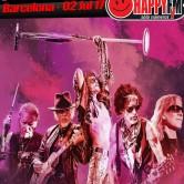 Aerosmith en Barcelona: 2 de Julio de 2017
