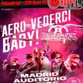 Aerosmith en Madrid: 29 de Junio de 2017