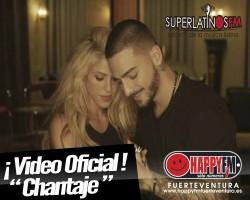 """Video Oficial """"Chantaje"""" Maluma Ft Shakira"""