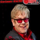 Concierto de Elton John en Gran Canaria