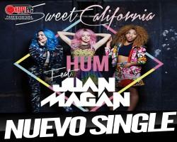 Sweet California presenta nuevo tema con Juan Magán