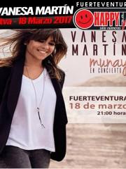 Vanesa Martín presenta Munay en Fuerteventura