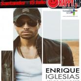 Único concierto de Enrique Iglesias en nuestro país