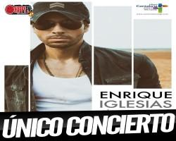 Enrique Iglesias anuncia un único concierto en España en 2017