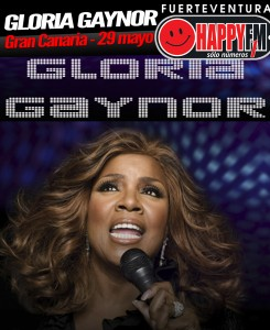 gloriagaynor_grancanaria_happyfmfuerteventura