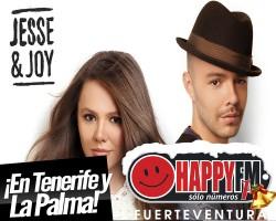 Conciertos de Jesse & Joy en Tenerife y La Palma